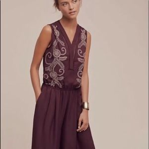 Ranna Gill XS Pantsuit from Anthropologie